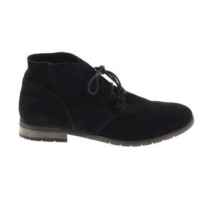 Bjorndal 8.5 Black Suede Ankle Chukka Boot Laced